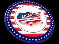 The USHWF logo.