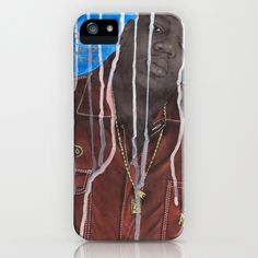 DEAD RAPPERS SERIES - Notorious B.I.G. iPhone Case