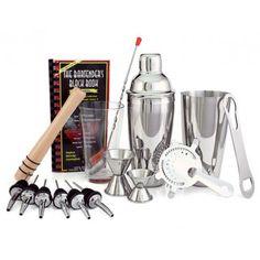 Home Bar Gift/Starter Kit - Deluxe