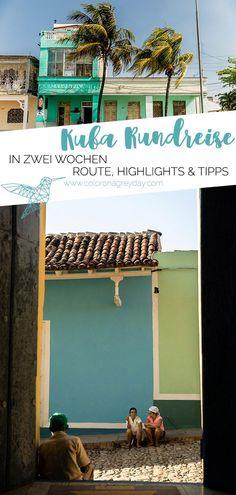 Kuba Rundreise in 2 Wochen - Route & Highlights - #Highlights #Kuba #Route #Rundreise #Wochen -
