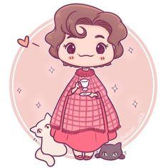 Umbridge! Everyone's favourite character! Not.