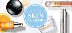 Try the Avon Skincare Advisor to make sure you are getting the products that are right for your skin! #AvonRep