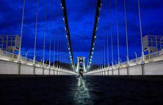 Clifton Suspension Bridge 150 year anniversary Bristol