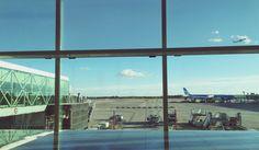 Aeropuerto de El Prat (Barcelona) Diario de viaje: redescubriendo Barcelona | The Wandering S http://thewanderingsblog.com/barcelona/