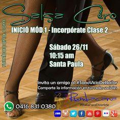 Viene #Diciembre y te vas a volver a quedar sentado?  Aprende a Bailar #Salsa  Sábado 26/11 Santa Paula 10:15am  Invita un amigo al #SanoVicioDeBailar  #Rumbacana #BailaParaDivertirte  #SalsaCero #YoBailoSalsa #ILoveSalsa  #AprendeABailar #AcademiaDeBaile  #Venezuela #Caracas #Miranda