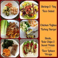 Whole30 Meal Ideas