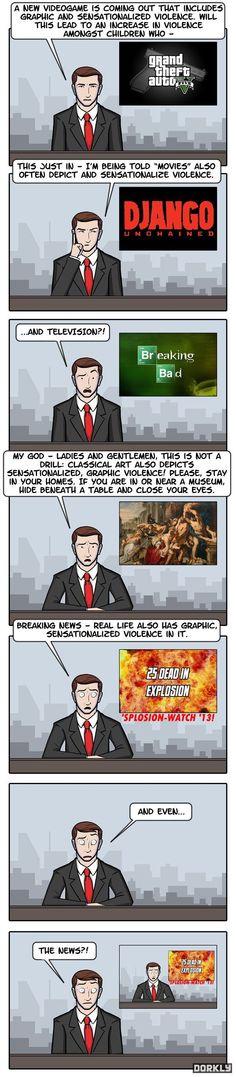 Kultura przemocy