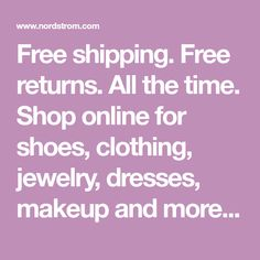 Free shipping. Free returns. All the time. Shop online for shoes, clothing, jewelry, dresses, makeup and more from top brands. Make returns in store or by mail. Mens Boots Fashion, Suit Fashion, 50 Fashion, Eyebrow Makeup Tips, Beauty Makeup, Mode Outfits, Gucci Outfits, Air Force Shoes, Airbrush Foundation