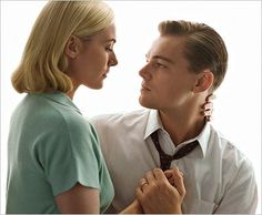 Leonardo DiCaprio and Kate Winslet