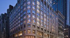 泊ってみたいホテル・HOTEL|アメリカ>ニューヨーク>マンハッタンのミッドタウンの5番街にあるホテル>ランガム プレイス ニューヨーク フィフスアベニュー(Langham Place, New York, Fifth Avenue)