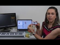 (2) Scratch Coding for the Music Room using Makey Makey - YouTube