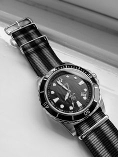 Hi, I am just curious about the Bulova Marine Star, the black dial without chronograph ( Bulova Marine Star Black Dial Stainless Steel Mens Watch Bulova Mens Watches, Watches For Men, Nato Strap, Omega Watch, Chronograph, Stars, My Style, Clocks, Accessories