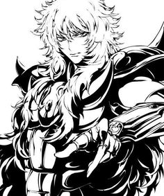 Saint Seiya Cavaleiros do Zodíaco Scorpion