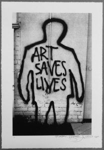 Why Art? > Art Saves Lives