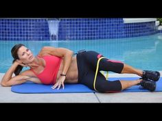 Butt Workout At Home / Booty Workout With Band & Weights 30 Minute - YouTube