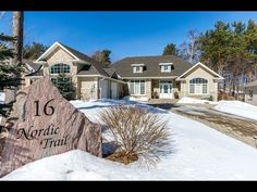 16 Nordic Tr Horseshoe Valley Ontario Barrie Real Estate Tours