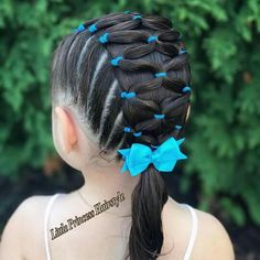 little-girl-hairstyles - Fab New Hairstyle 2 Lil Girl Hairstyles, Kids Braided Hairstyles, Princess Hairstyles, Teenage Hairstyles, Wedding Hairstyles, Toddler Hairstyles, Braided Updo, Children Hairstyles, Wedding Updo