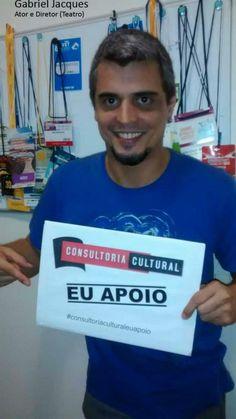 Gabriel Jacques #consultoriacultural
