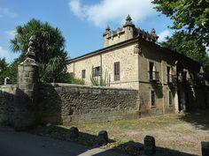 Cantabria Cubos de la calle Campera - Palacio de Donadío,Selaya.