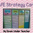 *Updated 28/07/12 with 3 more cards.  Add these cards to your CAFE board as you introduce each strategy to your class. Comes in American and Britis...