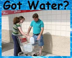 Water Storage: How Much to Store and How to Purify. #waterstorage #diypreparedness