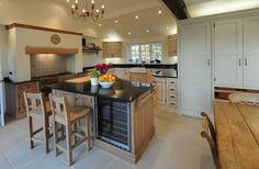 Handmade Kitchens - Gallery   Hallwood Furniture