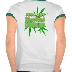 Many people support the idea of cannabis being legal for medical reasons. That helps a lot with pain and many other diseases that can't be cures but can provide some help.