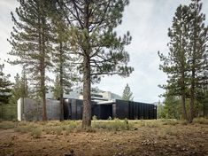 Contemporary Residence Located in Truckee, California. Architects: Faulkner Architecture