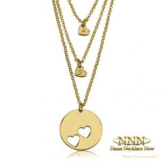 Personalize Your Necklaces For Mothers. Free Shipping Worldwide. Order Now!