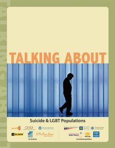 Safer ways to talk about suicide & LGBT populations.