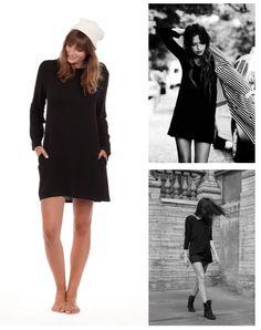 Un básico imprescindible en el armario de cualquier mujer: el little black dress. Con un #specialprice de 40.50€ en www.orelse.es ¡Sólo esta semana! #orelsebarcelona #fashion #blackdress #dress #eshop #shoponline #flashsale #trend