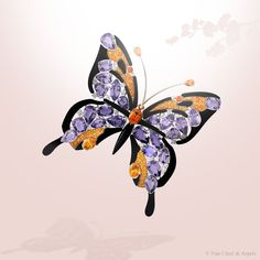 Precious Wings: Van Cleef & Arpels Newest Butterfly Jewels Take Flight | Jewels du Jour