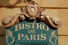 Click the photo for updated menu for Bistro de Paris, Epcot