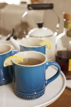 Hot Toddy Recipe | Camille Styles