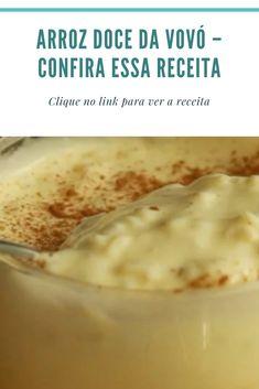 Paella, Portuguese Recipes, Portuguese Food, Good Food, Yummy Food, Cupcakes, Crepes, Mousse, Mashed Potatoes