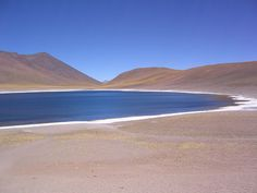 Atacama Desert....whoa
