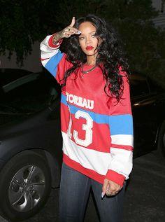 LOOK DEPORTIVO | Rihanna