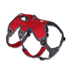 nice Ruffwear - Web Master Secure, Reflective, Multi-Use Harness for Dogs