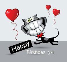 101 Funny Cat Birthday Memes for the Feline Lovers in Your Life Happy Birthday Boss, Happy Birthday Messages, Happy Birthday Greetings, Cat Birthday Memes, Funny Birthday Cards, Birthday Games, Happy Birthday Cartoon Images, Happy Anniversary, Craft