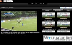Watch Replays of Sounders Women Matches!
