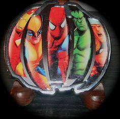Marvel Heroes Belt Buckle