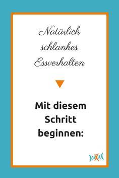 Gerade dann, wenn Sie diätfrei abnehmen und Ihr Gewicht dann später dauerhaft ohne Mühe halten möchten, sollte Ihnen bewusst sein, dass Sie die Denk- und Verhaltensweisen eines natürlich schlanken Menschen verinnerlichen müssen. Lesen Sie alles hier dazu, wie Sie das schaffen: http://www.martinaleukert.de/natuerlich-schlankes-essverhalten-mit-diesem-schritt-beginnen/