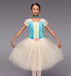 Theatricals Costumes Giselle Girls Romantic Tutu Dress