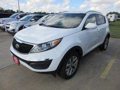 #2016KiaSportage is perfect for road ahead. New Sportage give smooth ride and memorable driving experience Buy these amazing Car at Kia Cars Dealer Houston.