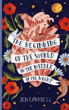 37 best celebrating zombies images on pinterest the zombies the beginning of the world in the middle of the night jen campbell two roads books hardback and ebook art direction natalie chen illustration and hand fandeluxe Images