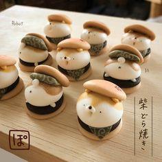 Cute Snacks, Cute Desserts, Comida Picnic, Cute Baking, Food Porn, Kawaii Dessert, Japanese Sweets, Cafe Food, Dessert Drinks