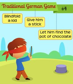 Traditional German Games