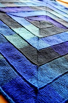 ten stitch blanket. Making this blanket for the boys this year for Christmas.