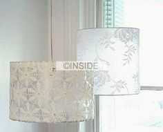 Drum Lamp Shade Frame - Foter