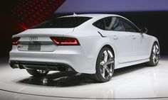 Top cars of the 2012-2013 auto shows